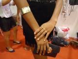 Desfilando na Expo de Moda2012