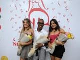 Andreia Munik, Úrsula Quaresma e Roberto Souza são os finalistas do Concurso NovosTalentos
