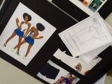 Mostra de trabalhos e bate-papo na Semana de Moda daUnifacs