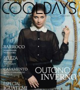 Cool Days: revista de luxo é lançada por Sandy Najar